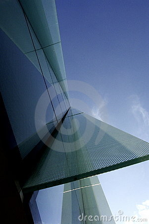 Free Building Perspective Geometry 2 Stock Image - 239111