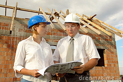 Building plan study