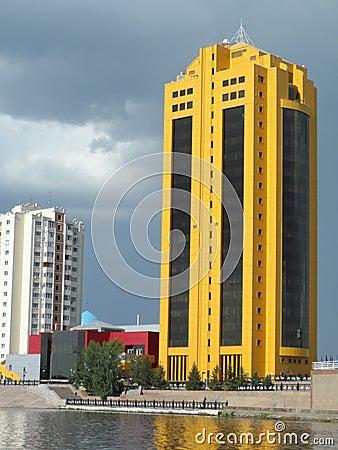 Building Ramstor Editorial Photo