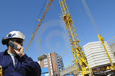 Building site and engineer