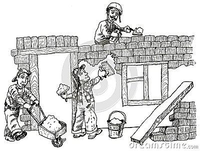 Building (vector)