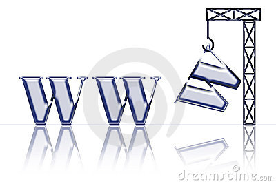 Building web site