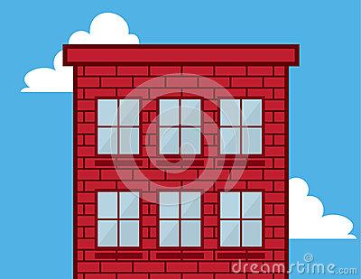 Building Windows Red Brick