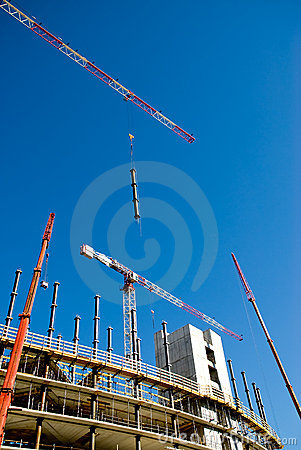 Building yard
