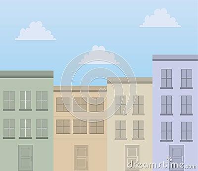 Buildings Apartments