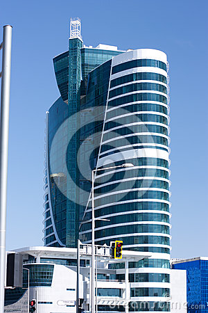 Buildings in Astana