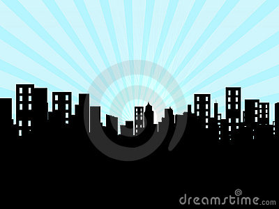Buildings, city, cityscape