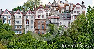 Buildings of edinburgh