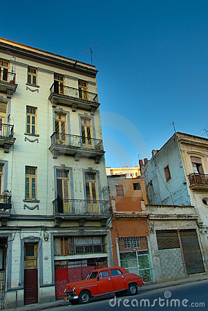 Buildings in Havana City