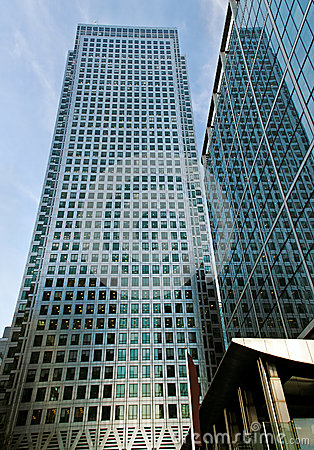 Buildings at London.