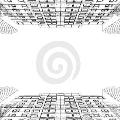Buildings opposite