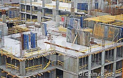 Built constructions