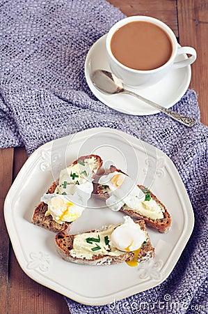 Buitensporig ontbijt