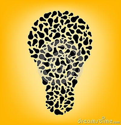Bulb consisting bulbs