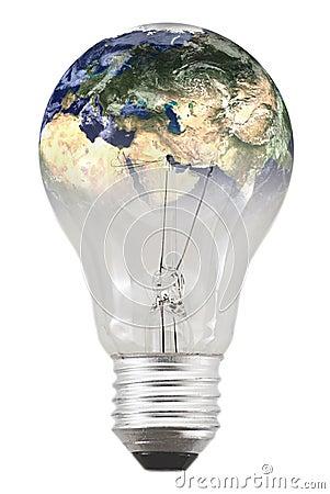 Bulb and global energy