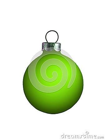 Bulb Ornament