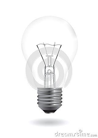 Bulb realistic