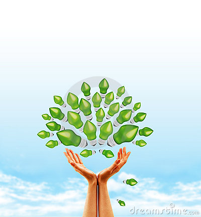 Bulb Tree Concept
