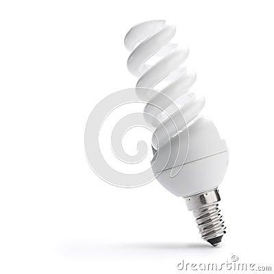 Bulbo ahorro de energía, bombilla de poca energía