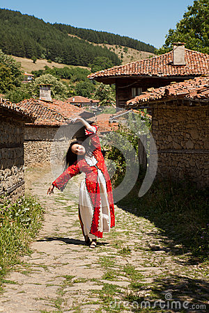 Bulgarian Folklore Royalty Free Stock Photo - Image: 24697955