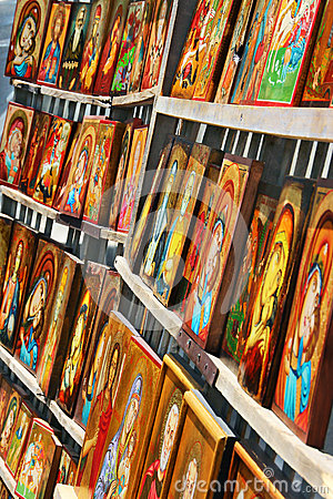 Bulgarian orthodox icons