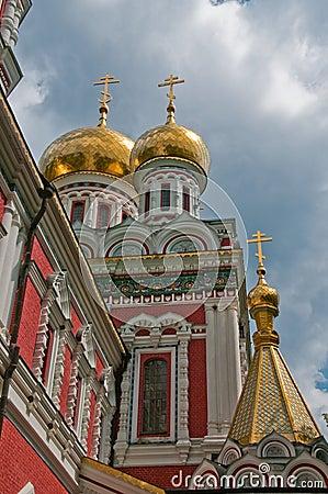 Bulgarian Orthodox Monastery Church