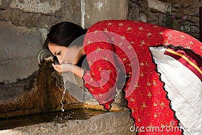 Bulgarian traditional well