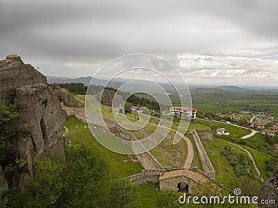 Bulgarian wonders - phenomenon of Belogradchik rocks
