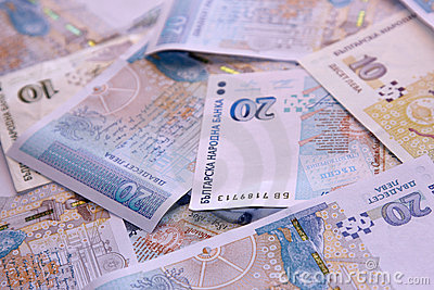 Bulgarische Landeswährung