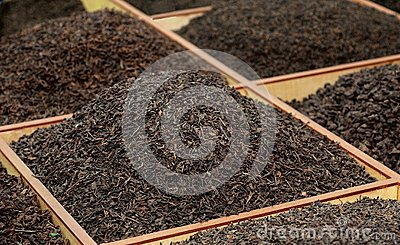 Bulk tea on the Tea Market