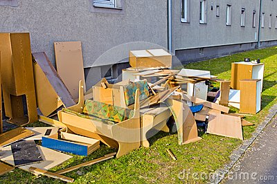 Bulky Waste Stock Images - Image: 27340544