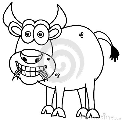 Horse Eating Grass Drawing Coloring Pages For Kids Sketch ...