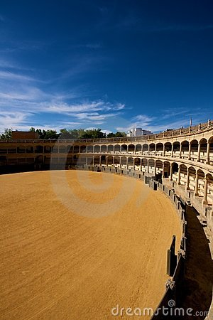 Bull Ring Ronda Spain España