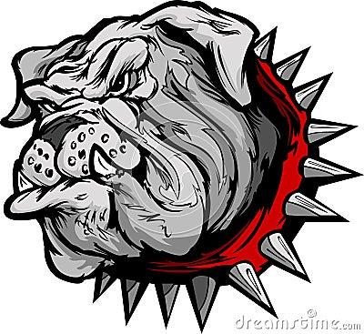 Bulldog Cartoon Illustration Stock Photography - Image ...