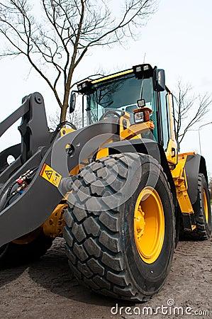 Free Bulldozer Stock Image - 13672511