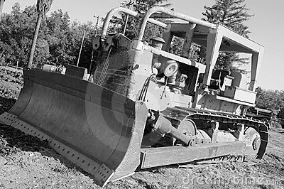 Bulldozer Equipment 5