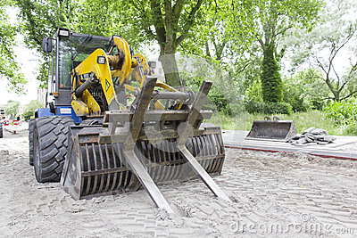 Bulldozer, Heavy Machine