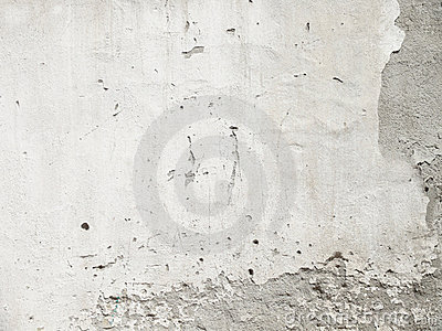 Bullet and bomb holes
