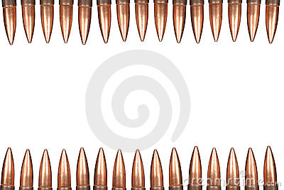 Bullet border