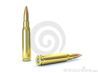 Bullet cartridge