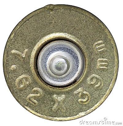 Bullet headstamp