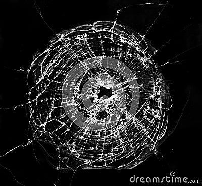 Bullet hit