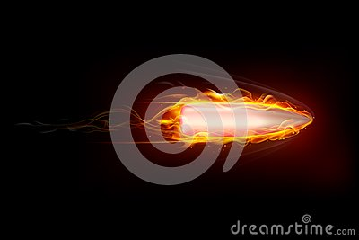 Bullet in Motion