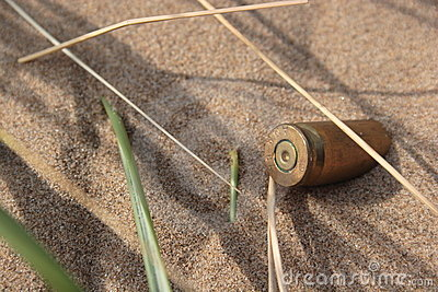 Bullet in the Sand 2