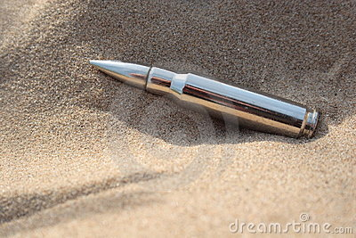 Bullet in the Sand