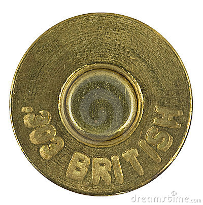 Bullet Shell casing bottom
