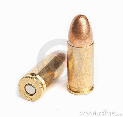 Free Bullets Stock Image - 19062361
