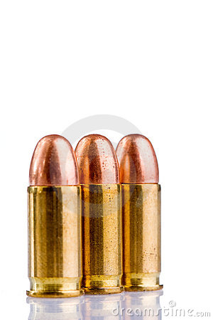 Free Bullets Royalty Free Stock Photos - 5707938