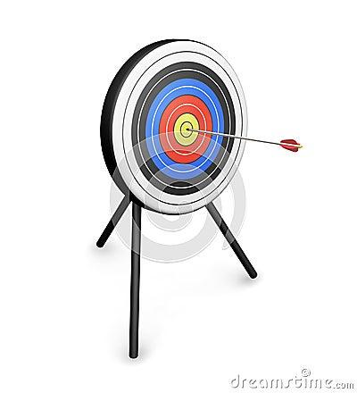 Free Bullseye Stock Image - 1064771