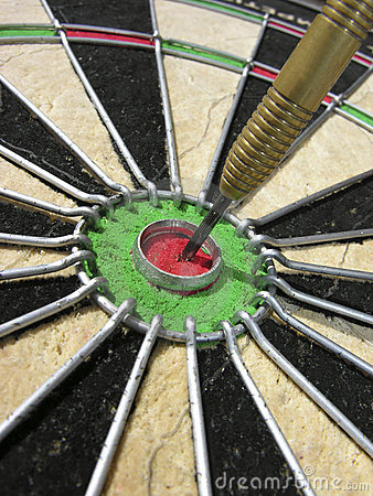 Free Bullseye Stock Image - 119541